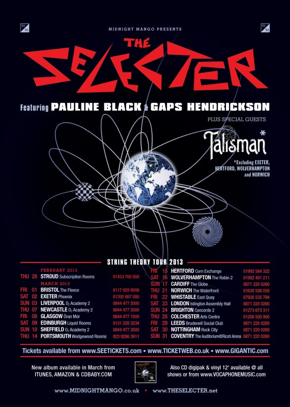 The Selecter Tour