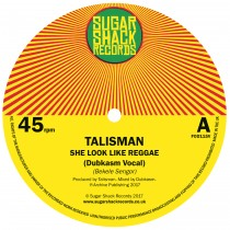 TALISMAN SheLook iTunes Packshot