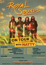 ROYAL SOUNDS Tour Poster WEB